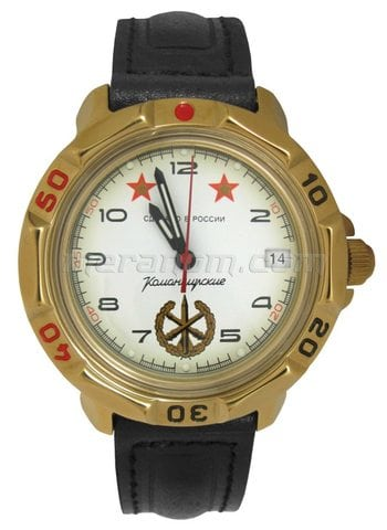 Vostok Watch Komandirskie 819075
