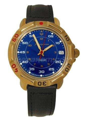 Vostok Watch Komandirskie 819181