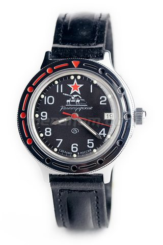 Vostok Watch Komandirskie 921306