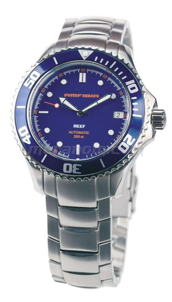 Vostok Relojes Amphibia Reef 2416b 080502 Compra A Un