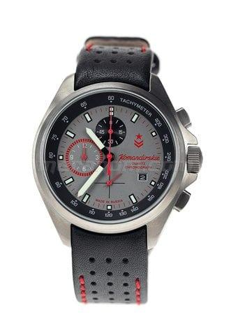 Vostok Watch Komandirskie K-34 Quartz OS60/340049