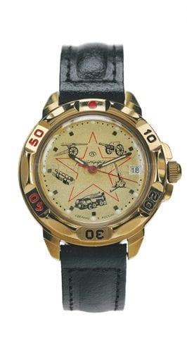 Vostok relojes Komandirskie Clásico 439213