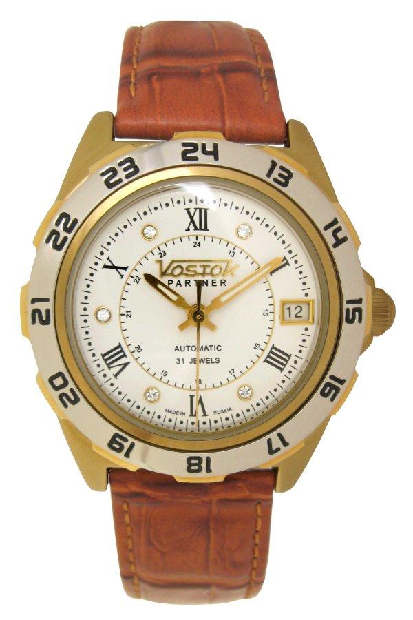Часы восток в коллекции партнер - в интернет-магазине livening-russia.ru оригиналы по выгодным ценам, бесплатная доставка по россии.